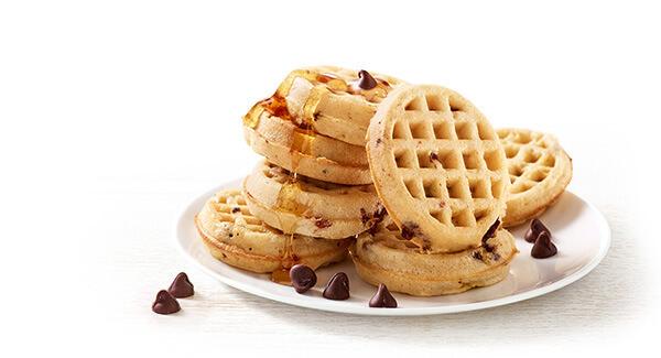 Minis Waffles