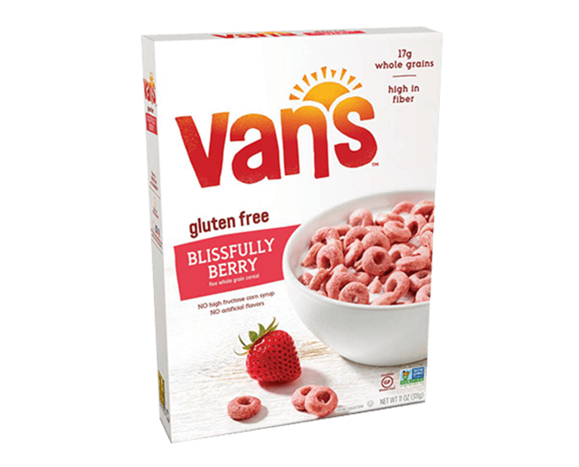 Gluten Free Cereals - Blissfully Berry™