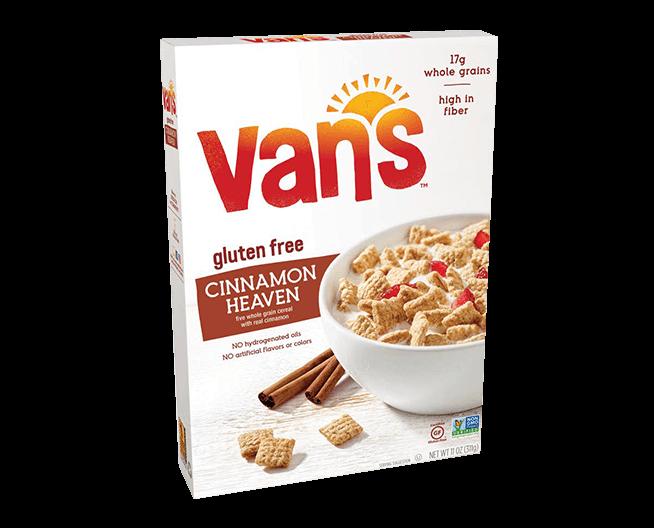 Gluten Free Cereals - Cinnamon Heaven