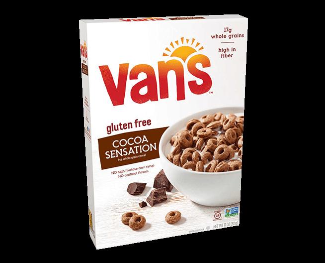 Gluten Free Cereals : Cocoa Sensation™