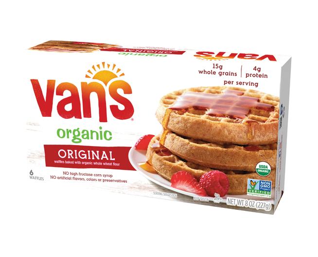 Organic Waffles Original