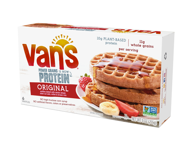 Power Grains® Waffles Original