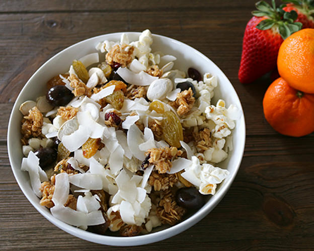 Adult Snack Mix