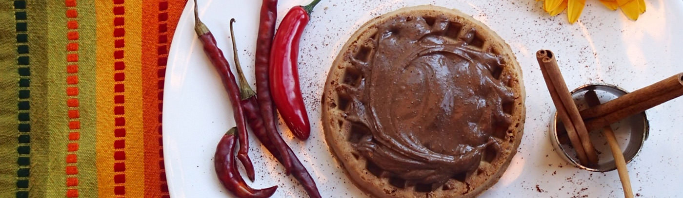 Aztecan Nut Butter Waffle Topping