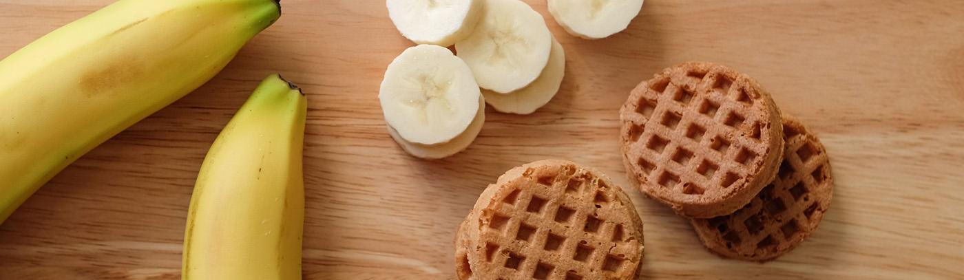 Banana & Honey Minis
