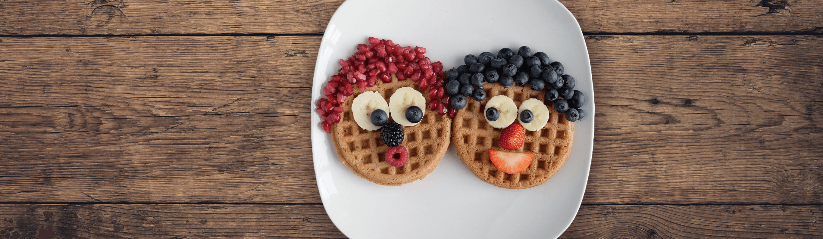 Breakfast Buddy Waffles