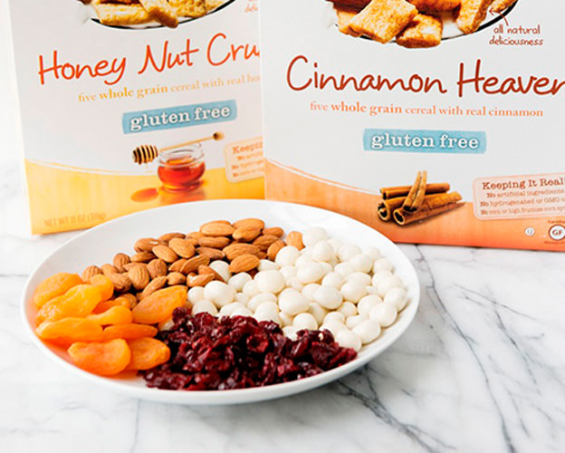 Breakfast Snack Mix