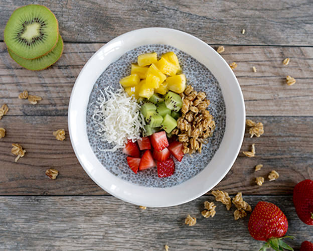 Chia Pudding Bowl