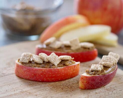 Cinnamon Heaven Apple Bites