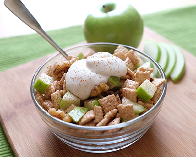 Cinnamon Heaven Yogurt Bowl