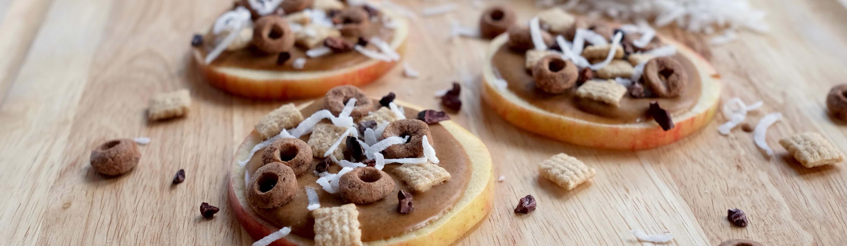 Cinnamon Sensation Apple Cookies