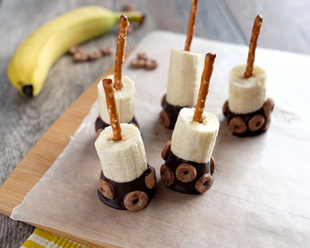 Cocoa Sensation Banana Pops