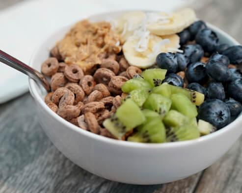 Cocoa Sensation Breakfast Bowl