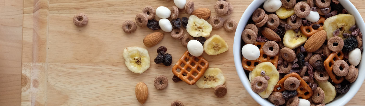Cocoa Sensation Snack Mix