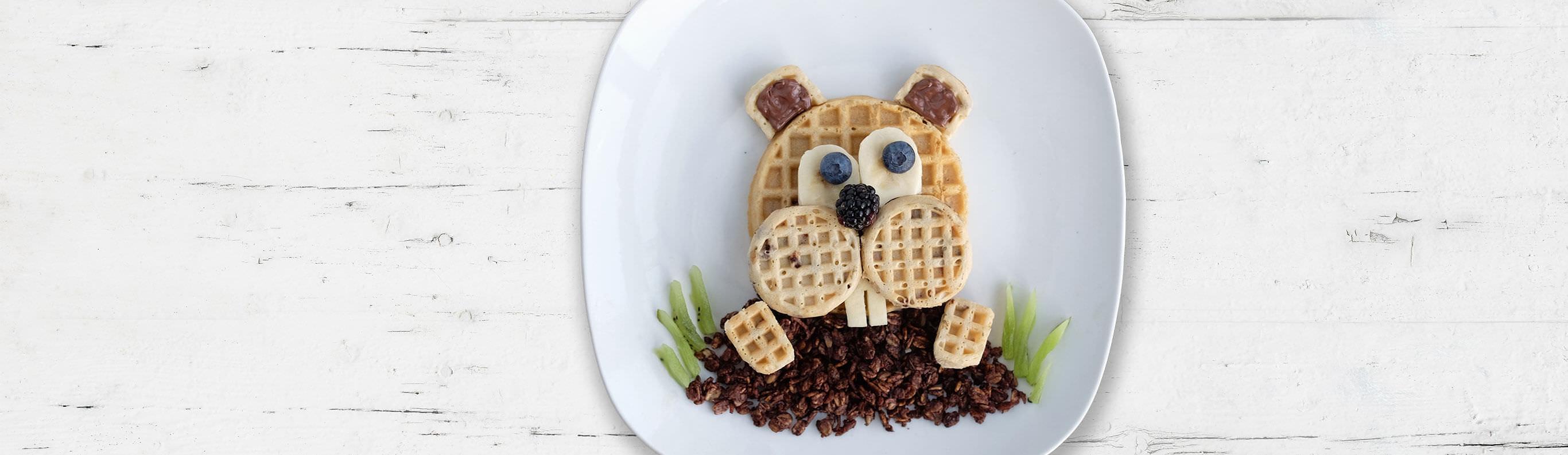 Gopher Waffles