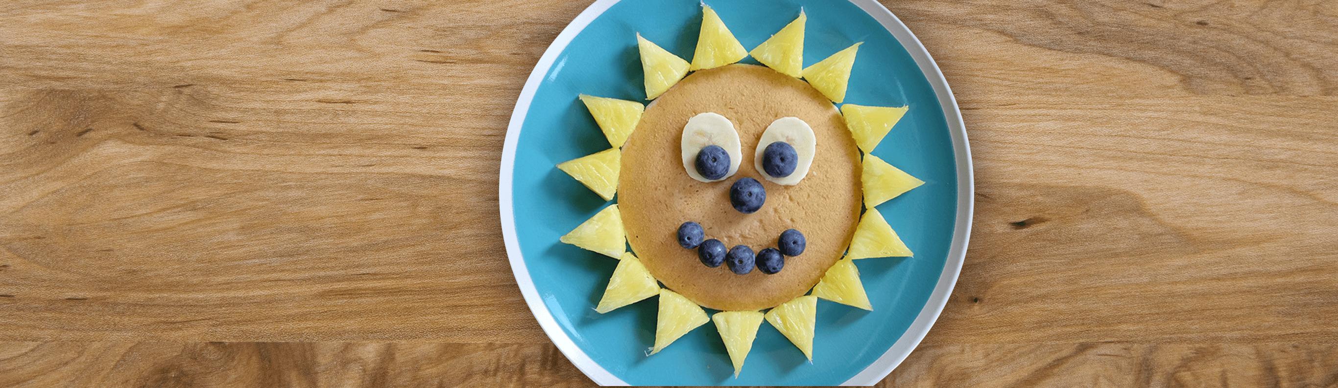 Sunshine Pancakes