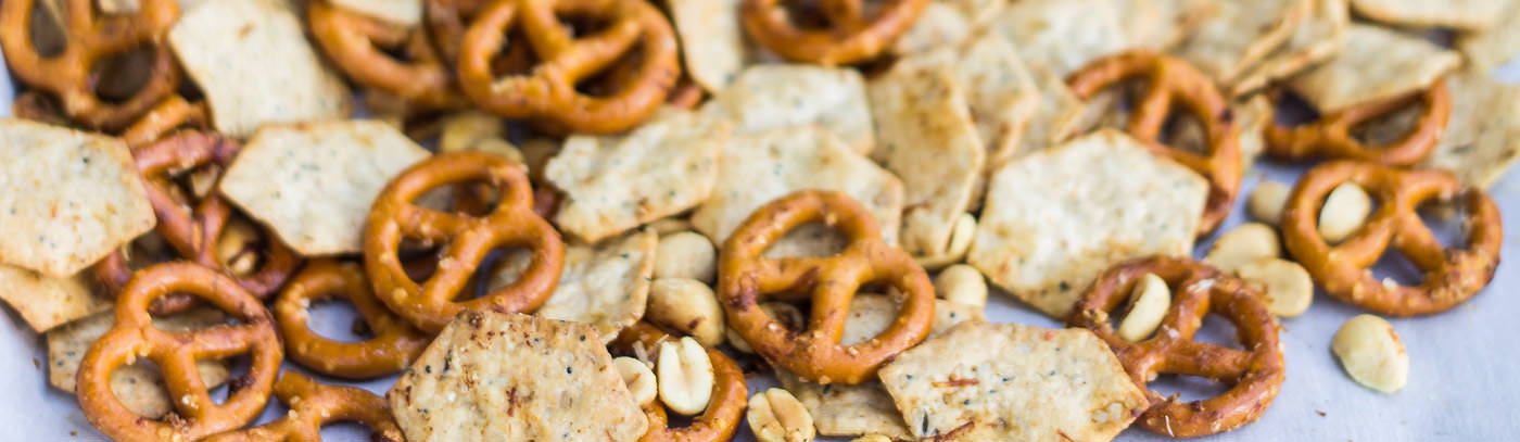 Woodland Snack Mix